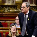 España: Presidente regional catalán busca vías legales para formar gobierno