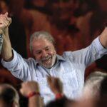 Brasil: Desde su celda Lula da Silva lanza precandidatura presidencial(VIDEO)