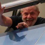 Lula da Silva continúa liderando intención de voto en Brasil