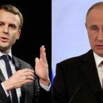 Putin y Macron ratifican su adhesión al acuerdo nuclear con Irán pese a la retirada de EEUU