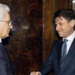 El jefe de Estado italiano convoca al jurista Conte para posible gobierno