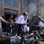 Afganistán: Ataque terrorista a mezquita deja al menos 14 muertos y 33 heridos (VIDEO)