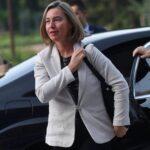 Mogherini admite que será difícil mantener el pacto nuclear iraní