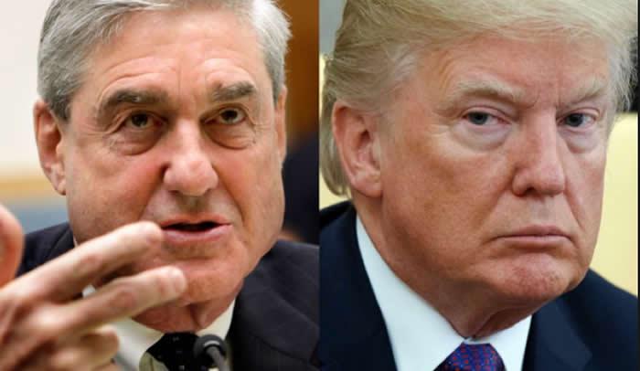 Podría Trump no declarar por Rusiagate