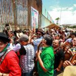Músicos celebran festival que aboga por eliminar los murosMéxico-EEUU