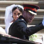 """El príncipe Enrique y Meghan Markle se dan el """"sí, quiero"""""""
