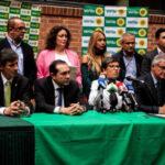 Colombia: Partido Verde no apoyará candidatura del uribista Duque por considerarla indeseable (VIDEO)