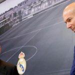 Zidane deja el Real Madrid: El equipo necesita un cambio para seguir ganando