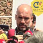 Guardiola: Nada se arreglará hasta que los presos vuelvan con sus familias