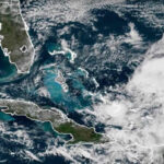 EEUU: Alerta ante perturbación subtropical que llegará a Florida este sábado