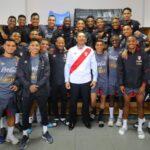 Vizcarra despidió a la selección peruana que parte al Mundial Rusia 2018 (VIDEOS)