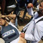 RSF denuncia a Israel ante la CPI por haber disparado contra periodistas