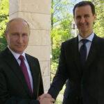 Rusia: Putin y  Assad se reunieron para consolidar victoria sobre terroristas en Siria (VIDEO)