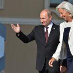 Putin destaca el papel del FMI como instrumento de estabilidad global