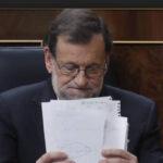España: Moción de censura a Rajoy se debatirá este jueves y se votará el viernes en el Congreso (VIDEO)