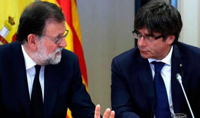 Gobierno español recurre la ley catalana que permitiría investir a Puigdemont