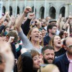 """El """"sí"""" a la reforma del aborto gana el referéndum con el 66.4% de votos en Irlanda"""