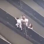 Francia: Macron concede nacionalidad a joven africano que trepo edificio para salvar niño (VIDEO)