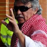 Colombia: Ex jefe de las FARC Jesús Santrich suspendió su huelga de hambre a los 41 días