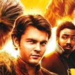 """""""Solo: A Star Wars Story"""" tenuemente se encumbra a la taquilla de EEUU"""