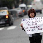 Argentina: Marchan contra 'tarifazo' del Gobierno y FMI