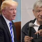 México: Candidato López Obrador pide respeto a Donald Trump y controlarse en sus insultos
