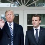 EEUU: Trump dialogó con Macron a antes de pronunciarse sobre acuerdo nuclear con Irán