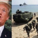 Trump suspende ejercicios militares con Corea del Sur para no entorpecer cumbre con Kim Jong