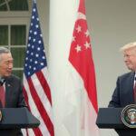 Trump coordinó con el premier de Singapur sobre la próxima cumbre con  Kim Jong-un