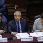 César Villanueva en el Congreso: Urge modernización del Estado
