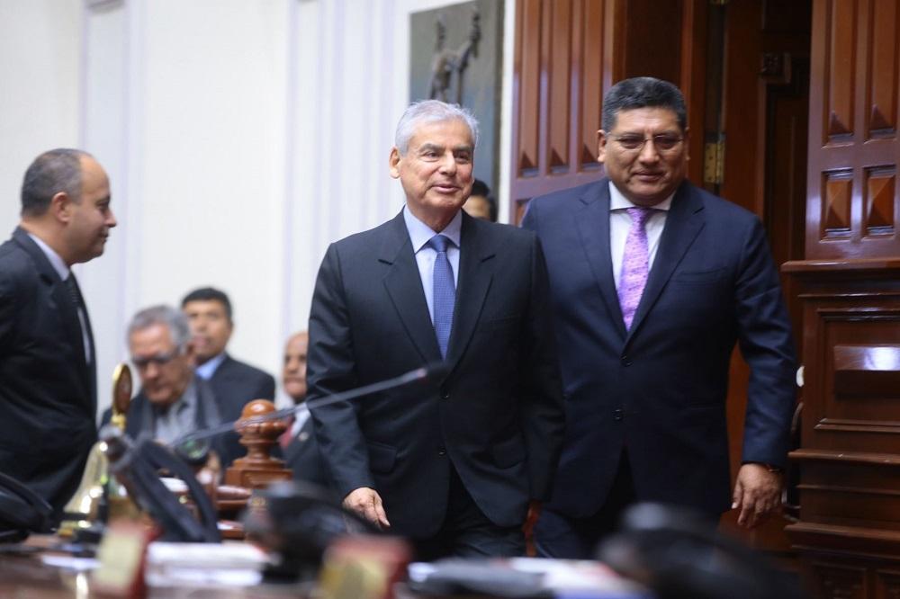 Congreso recibe a Villanueva este miércoles desde las 9.30 horas