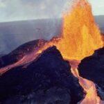 EEUU eleva a alerta roja el nivel de erupción del volcán de Hawai
