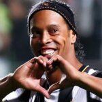 Cantolao frente a Sport Boys en partido de exhibición con presencia de Ronaldinho