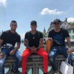 Seleccionados de Perú disfrutaron de día libre para pasear por Zúrich