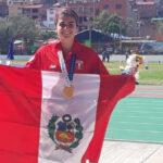 Juegos Sudamericanos: Paola Mautino gana la medalla de oro en salto largo