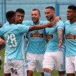 Torneo Apertura: Costa anota triplete en goleada de Cristal por 5-1 a Garcilaso