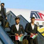 Irán la primera selección que llega a Rusia para jugar el Mundial