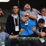 FIFA retira cargo de embajador a Diego Armando Maradona