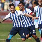 Alianza Lima suma tercer triunfo consecutivo al vencer 2-0 a Unión Comercio