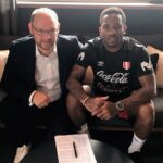 Lokomotiv retuvo a Jefferson Farfán al renovarle contrato hasta el 2020