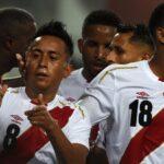 FIFA realiza control antidopaje a cinco jugadores de la selección peruana