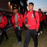 Mundial de Rusia 2018: Selección peruana tiene caluroso recibimiento en Saransk