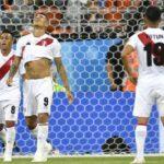 Dinamarca sin ser mejor gana a Perú 1-0 por el Grupo C del Mundial de Rusia 2018