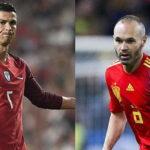 Mundial Rusia 2018: España vs Portugal en vivo iniciando lides del Grupo B