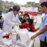 Minsa: Lanzanen siete regiones la Segunda Jornada Nacional contra la Anemia