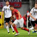 Mundial Rusia 2018: Alemania en partido complicado cae 2-1 ante Austria