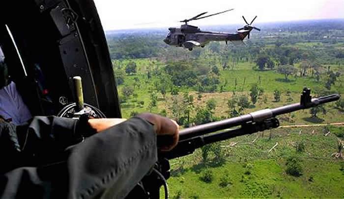 Fuerzas Militares dieron de baja a 10 presuntos disidentes de las Farc