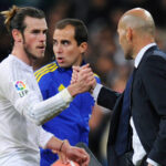 Bale fue el único que no se despidió de Zidane