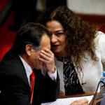 Keiko Fujimori quiere a Cecilia Chacón o Héctor Becerril para presidir Congreso