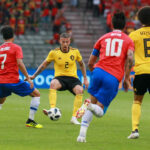 Mundial Rusia 2018: Bélgica concluye preparación goleando (4-1) a Costa Rica